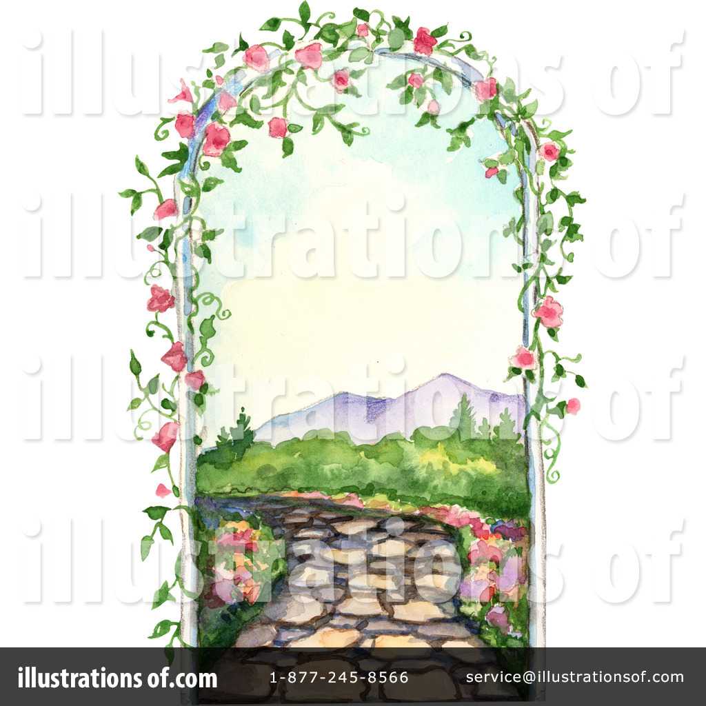 Pathway clipart footpath Jane Free Path (RF) by