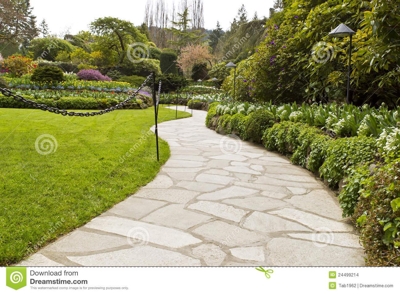 Pathway clipart garden path Tikspor Pictures Garden Photo Pathway
