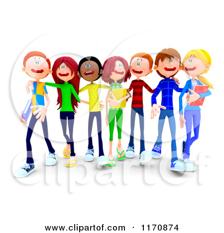 Pathway clipart high school student High clipart Student Happy School