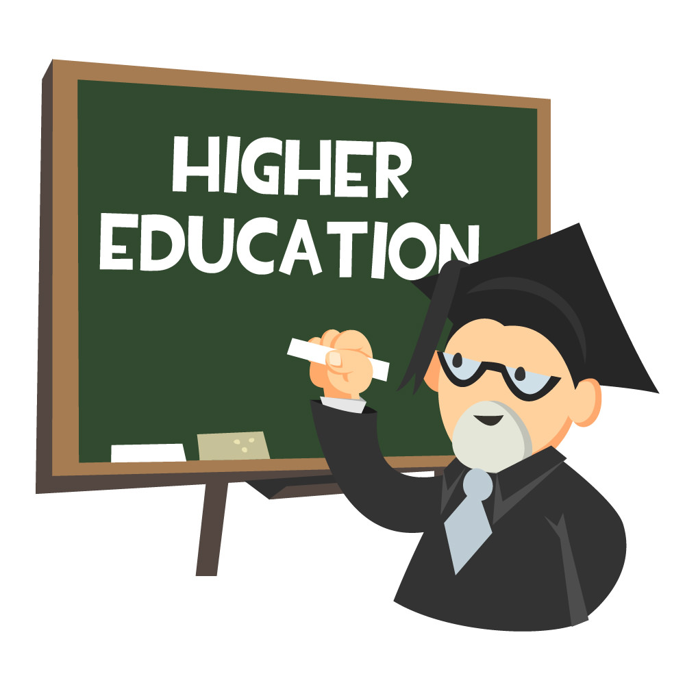 Pathway clipart higher education The Ed Myth immigrants Dropout