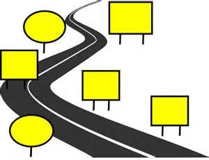 Highway clipart roadway Art on Art Clip Free