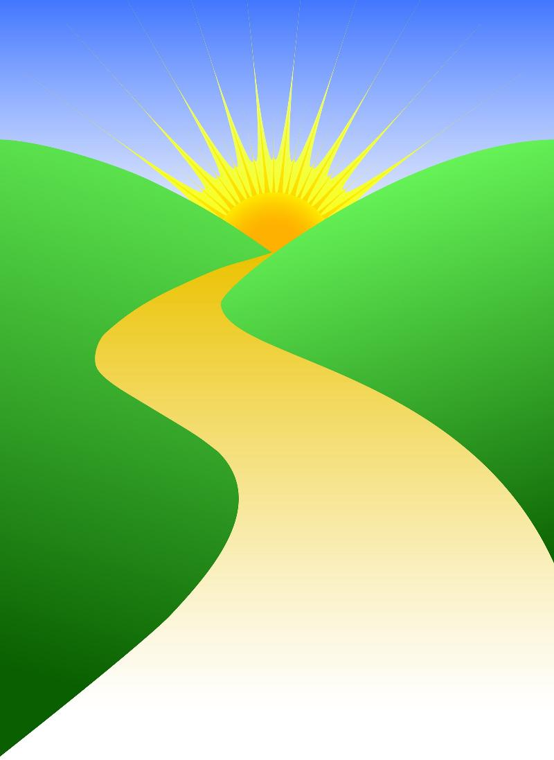 Pathway clipart journey Of (FIES) Sun From Pathways