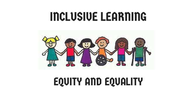 Club clipart learning environment Learning Inclusive Environment Inclusive