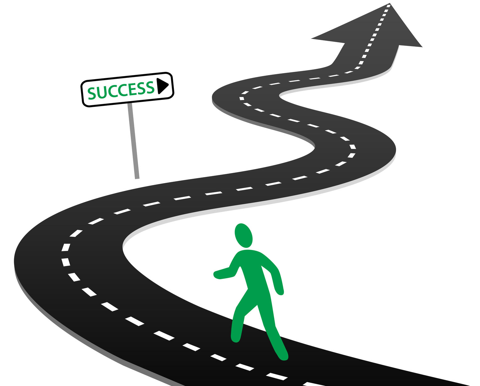 Pathway clipart long road Be Now? Further Success Built