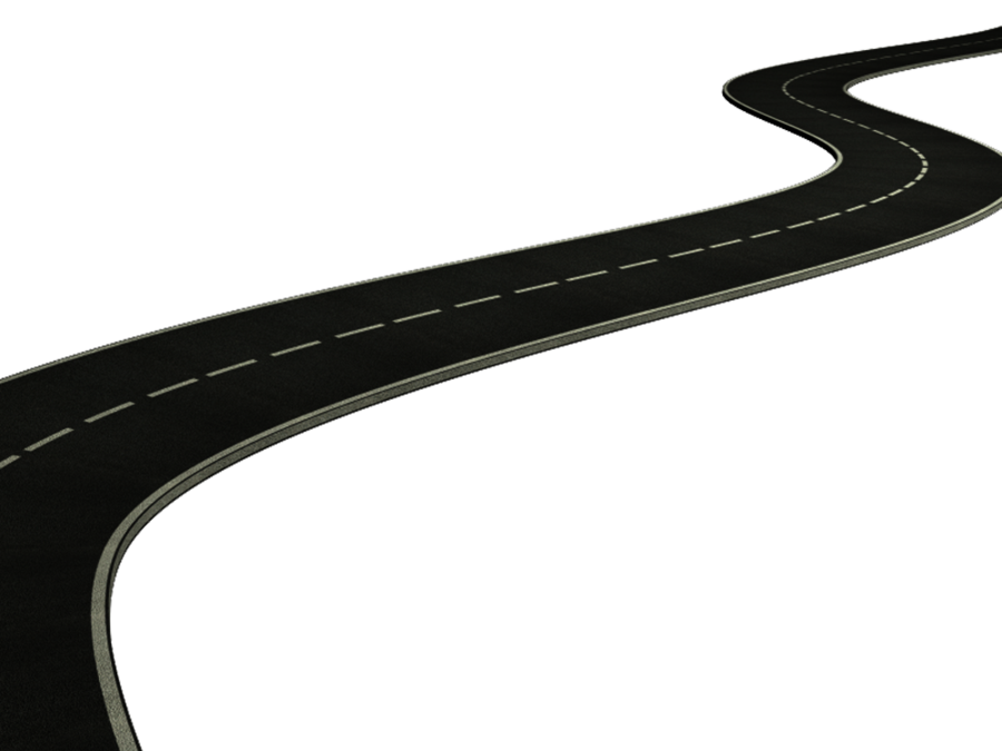 Curve clipart journey road Roadmap Cliparts Clipart collection Roadmap