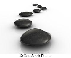 Pathway clipart stepping stone Stones white Art stones Stones