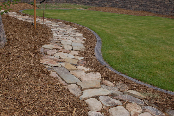 Walkway clipart stone path Drawings Stepping And pathways Stones