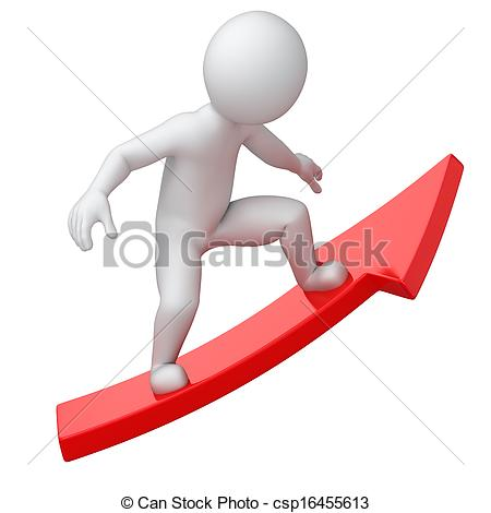 Pathway clipart success Work  success board with