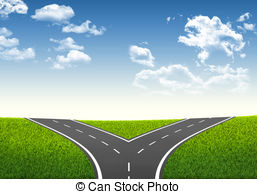 Path clipart two road Making sky 1 royalty road