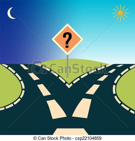 Pathway clipart two road Clip Drinking Art Teenage Clipart