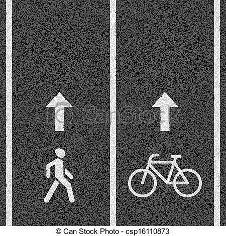 Pathway clipart walkway Illustrations 362) 362  Walkway