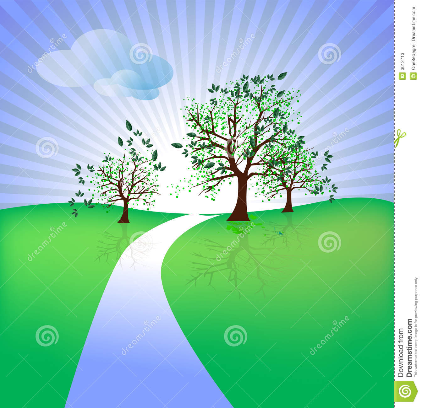 Pathway clipart winding path Winding – Download Path Art