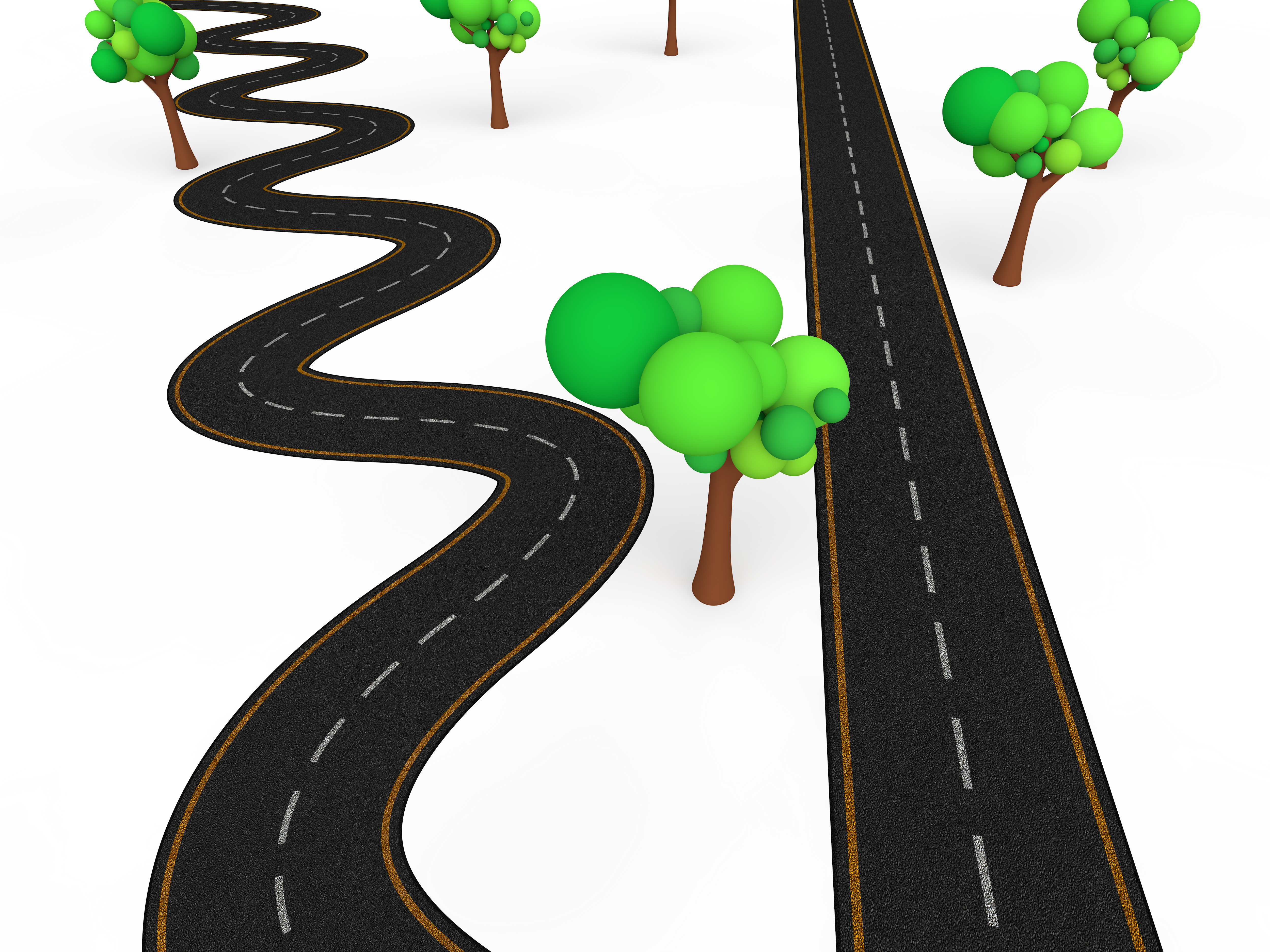 Pathway clipart zigzag road Way Kevin Your higher journey
