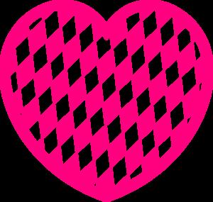 Pattern clipart heart Art Heart With Heart Diamond