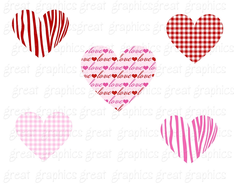 Pattern clipart heart (58+) hearts clipart Heart pattern