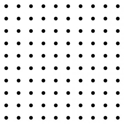 Dots clipart square Free 03 Dots Pattern Grid