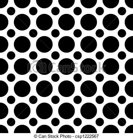 Pattern clipart polka dot Dots Seamless  of Seamless