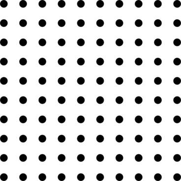 Pattern clipart polka dot By free dots vector dots