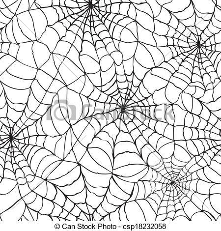 Background clipart spider web Web texture Vector background