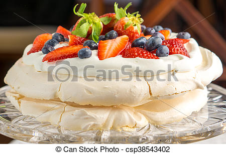 Pavlova clipart typical Csp38543402 csp38543402 Pavlova Search Pavlova