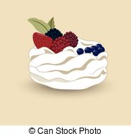 Pavlova clipart typical Pavlova Pavlova and  33