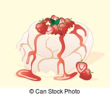 Pavlova clipart typical Clip Clipart Illustration Pavlova 10