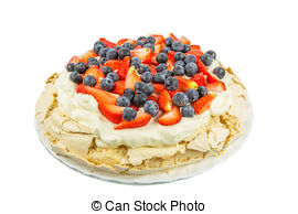 Pavlova clipart typical  Photos Pavlova and Images