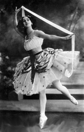 Pavlova clipart famous Russian famous was Pavlova choreographer
