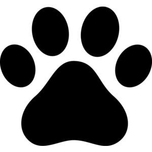 Wildcat clipart paw print Art Paw Ideas 2 on
