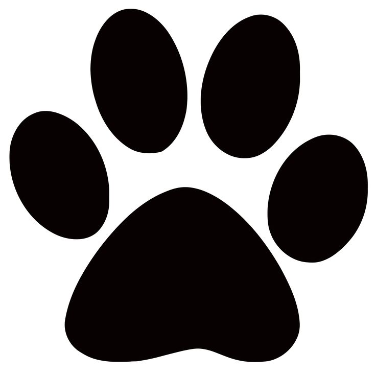 Paw clipart Clip Paw Print Best ClipArt