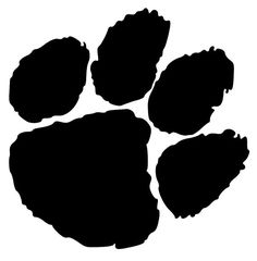 Bobcat clipart tiger paw Bobcat Tiger Clipart Paw PPE