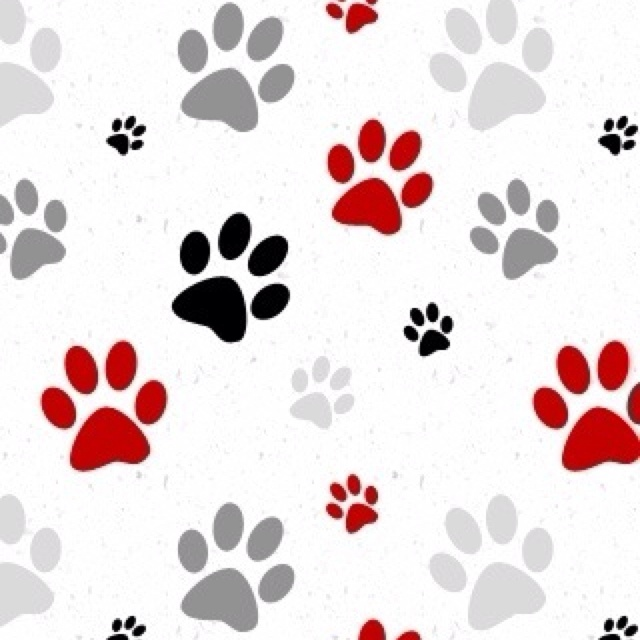 Paw clipart animal backgrounds 366 Pinterest & Paw prints~