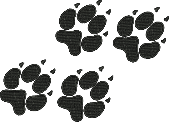 Paw clipart horse Art Prints Clip on Paw