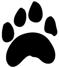 Paw clipart horse Feet without print TATTOO: paws