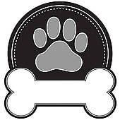 Paw clipart lab Dog and print clip best