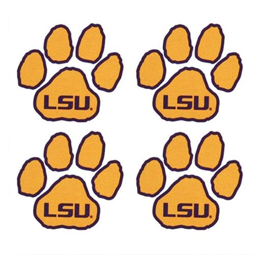 Paw clipart lsu tiger LSU Tigers Email Tattoos Paw