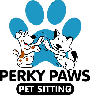 Paw clipart pet sitter Pennsylvania Perky Welcome Paws Paws