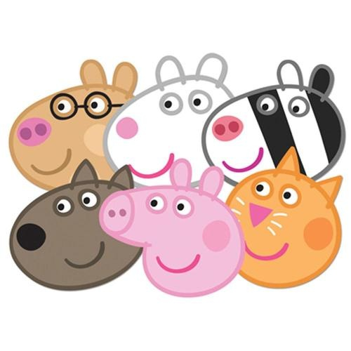 Paw clipart pig PIG/PAW images  centerpieces (ITNG/PEPPA