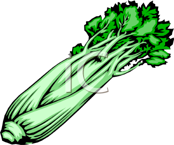 Pea clipart celery Of Bunch Image com Clipart