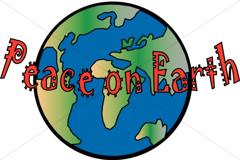 Peace clipart team unity Images Peace with Earth Peace