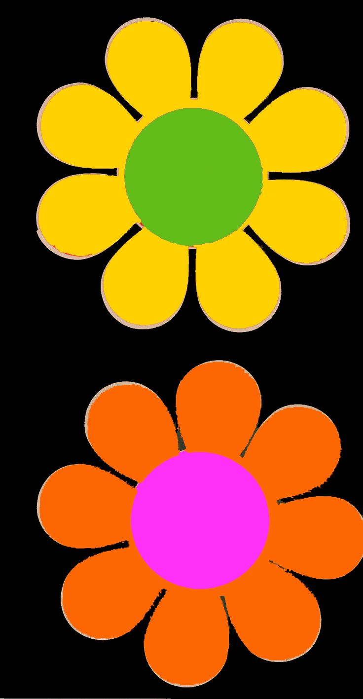 Yellow Flower clipart flower power Power Image for Google http://www
