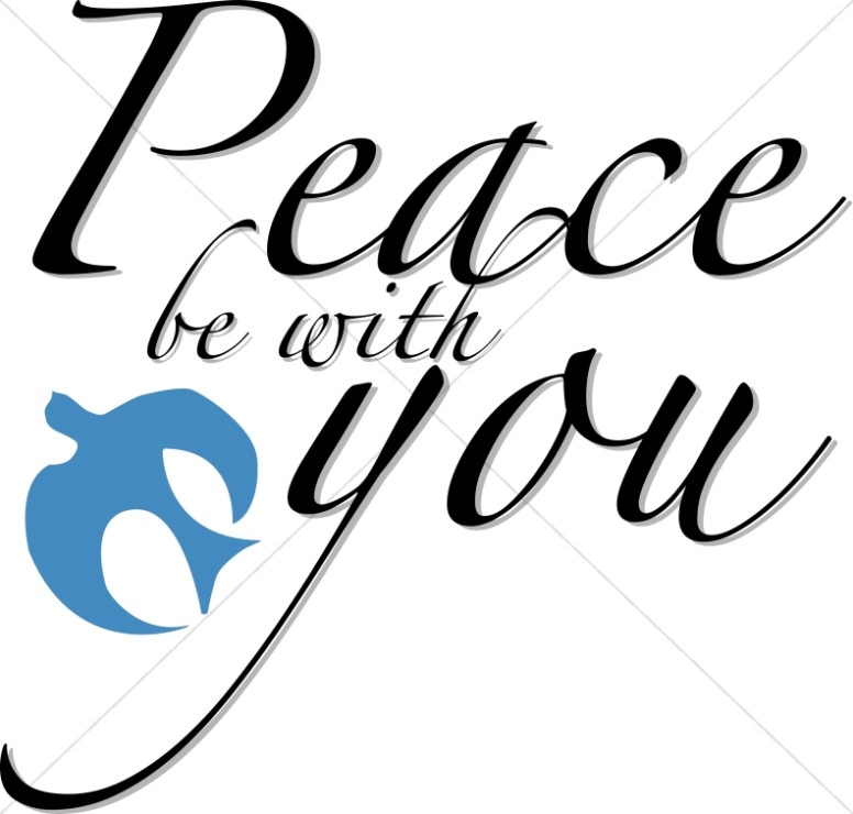 Peace clipart Peace with Peace Be Peace