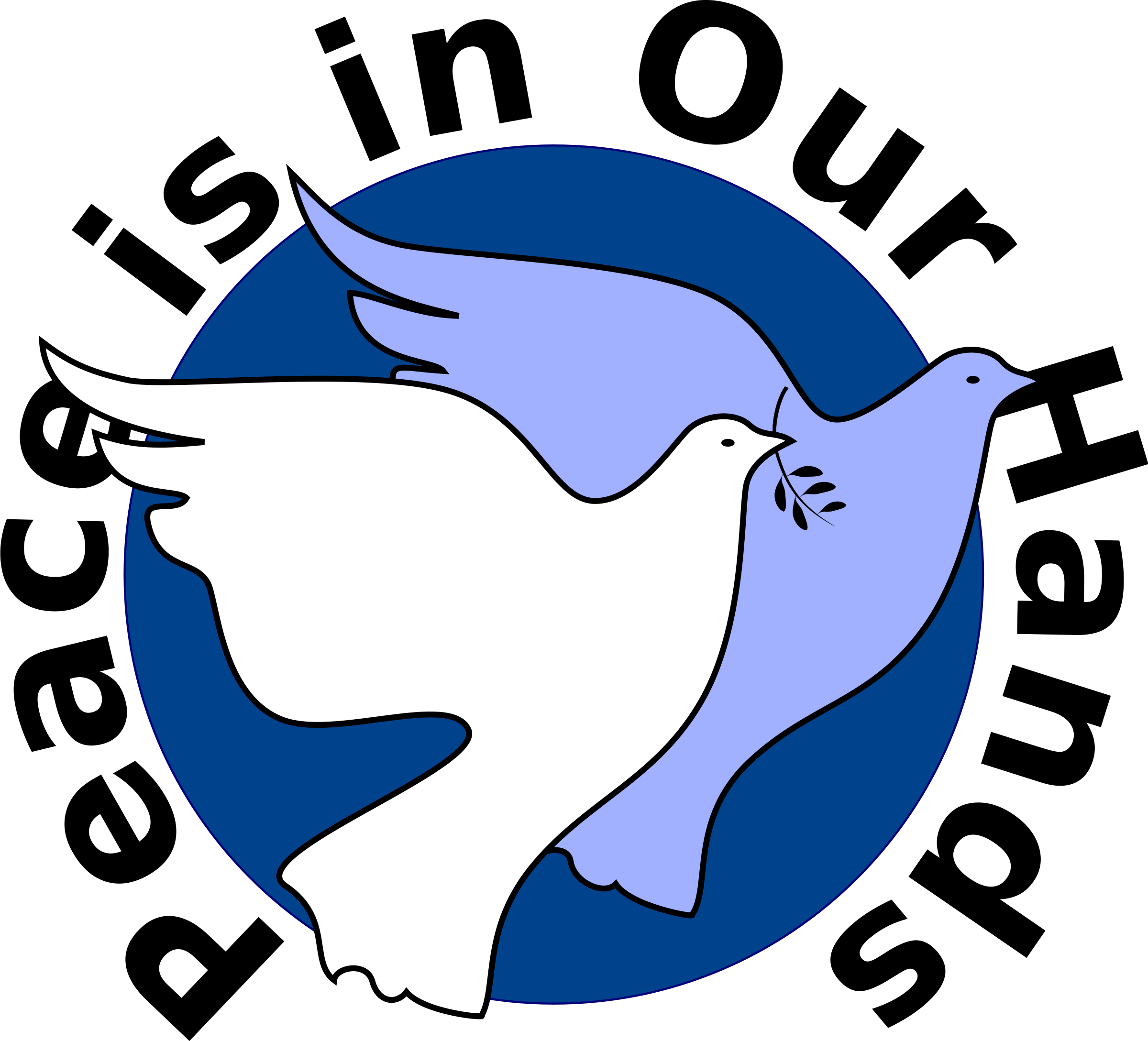 Peace clipart africa South Clipart of Doves Peace