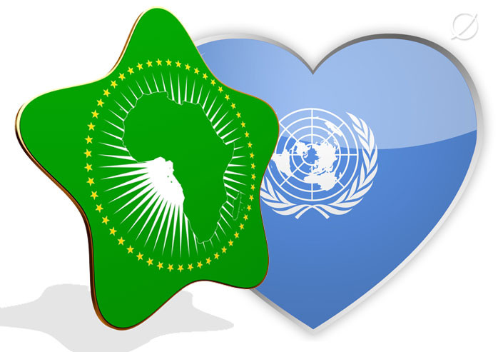 Peace clipart africa Peace review UN  and