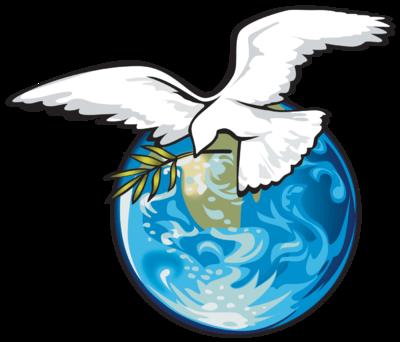 Pigeon clipart peaceful Peace Clip Dove Peace Dove
