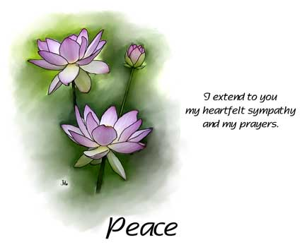 Peace clipart condolence  Sympathy Clipart on Download