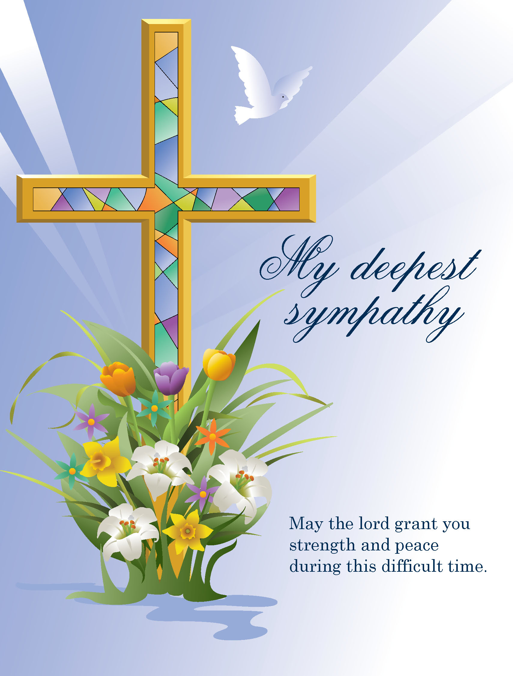Peace clipart condolence  Pin and sympathy/][img]http://www on