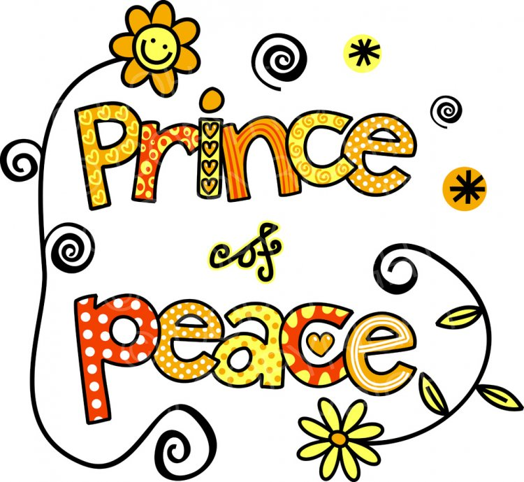 Peace clipart doodle Prawny Art of Prince of