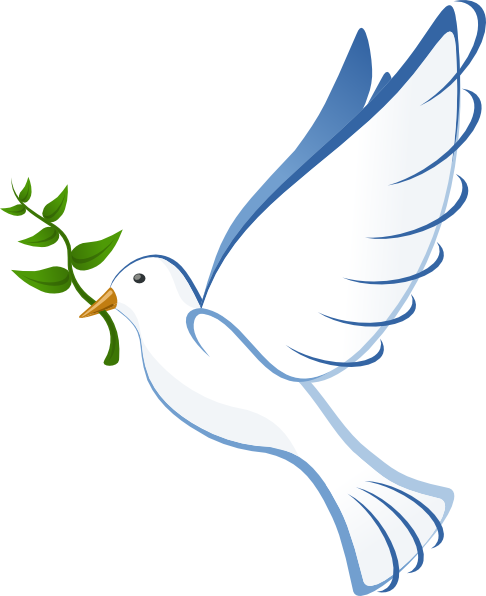 Pigeon clipart peaceful Download Peace this art
