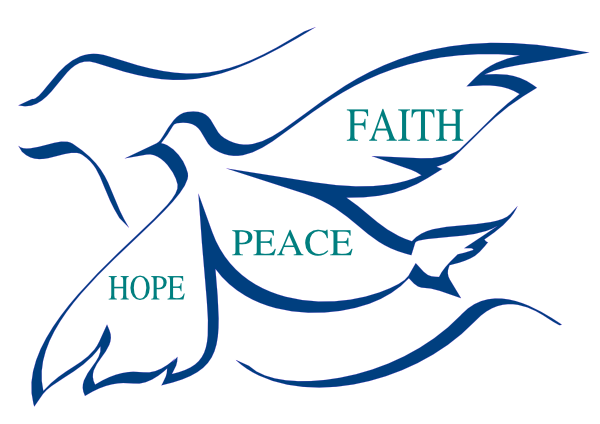 Peace clipart faith At  art Clker clip